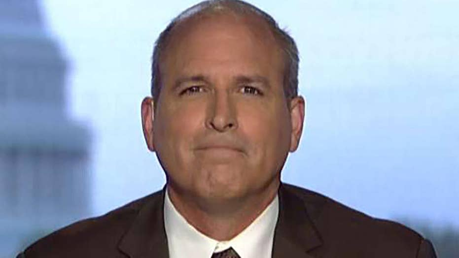 Mark Morgan praises Customs and Border Protection officers, blasts 'reckless' sanctuary policy in Chicago