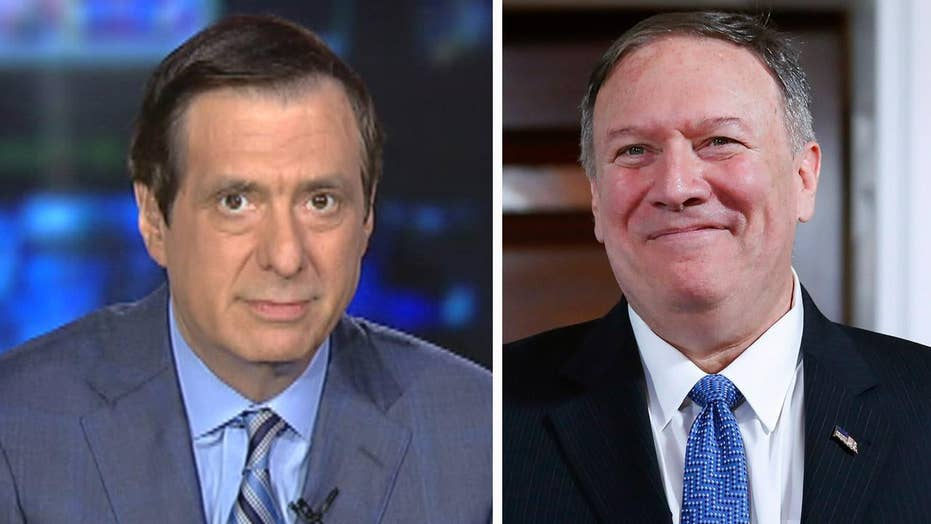 Howard Kurtz: Does it matter that Pompeo was on Trump's Ukraine call?