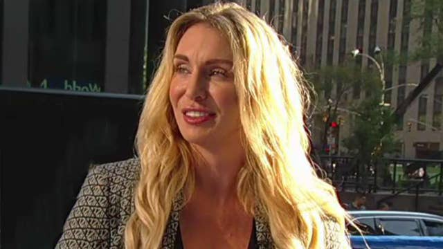 WWE superstar Charlotte Flair on continuing her father's legacy in wrestling