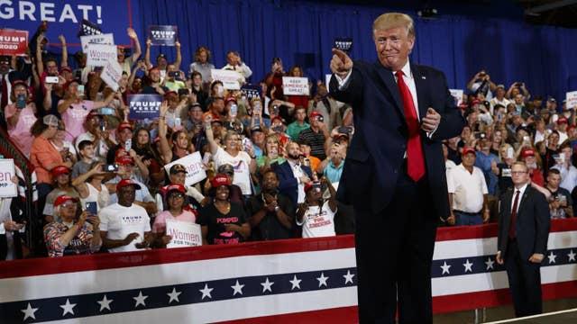 Trump, RNC raise $125 million in third quarter