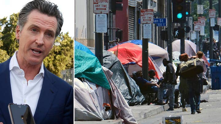 Los Angeles officials demand Newsom to declare a state of emergency over homelessness