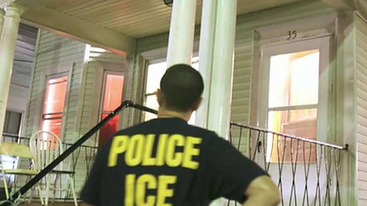 Virginia officer suspended for cooperating with ICE