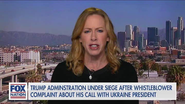 Kimberly Strassel slams mainstream media on impeachment coverage: American public will 'see past the baloney'