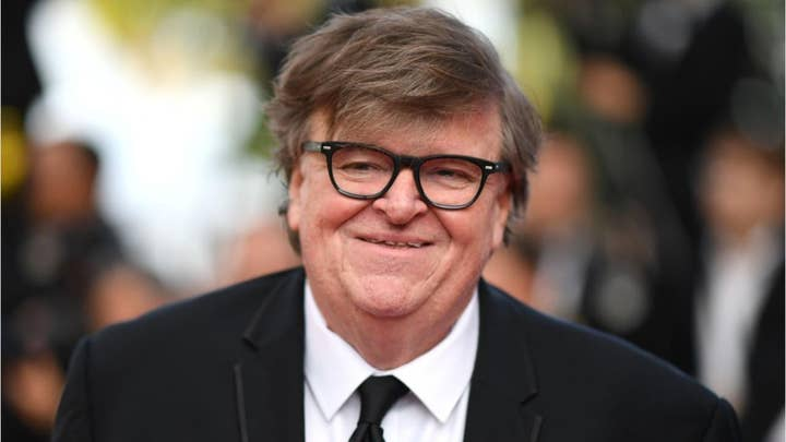 Michael Moore brands Biden as 'this year's Hillary'