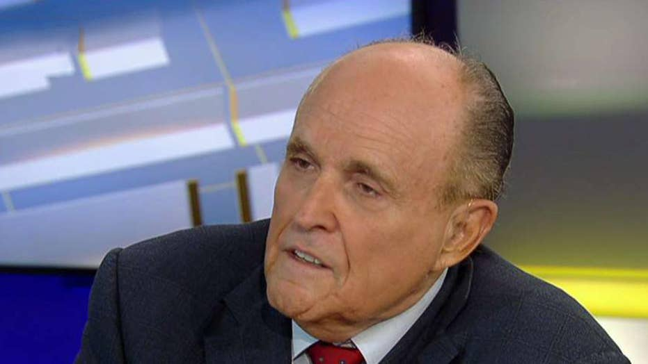 Rudy Giuliani on mounting defense against House Democrats