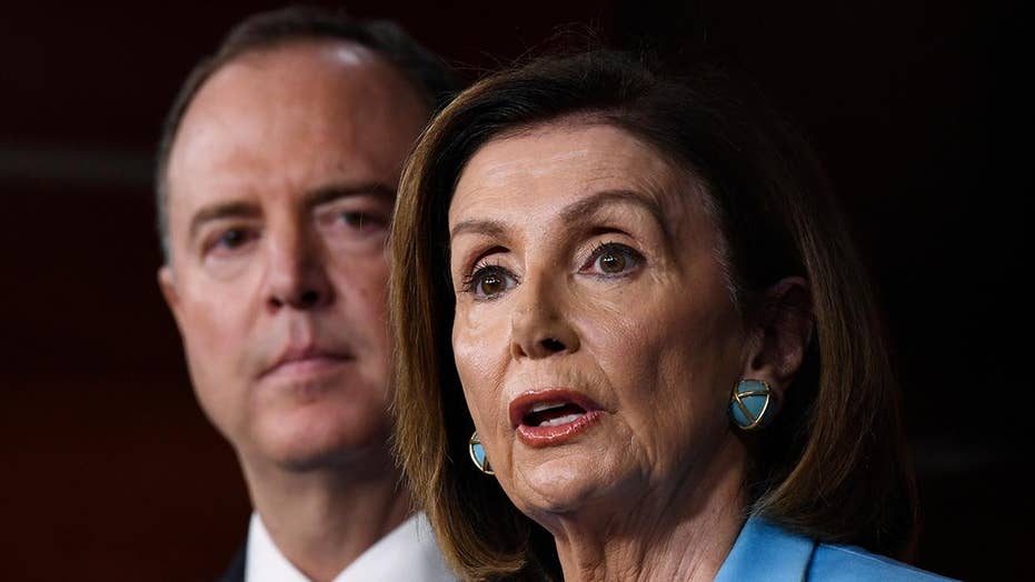 Pelosi: President Trump undermined our national security, his oath of office and integrity of our elections