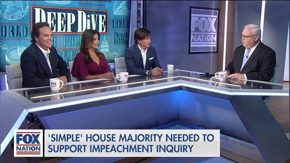 Pelosi dodged a critical question on impeachment today: Here's why