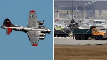 Connecticut crash of World War II-era bomber spurs call for 'stronger' oversight of vintage aircraft