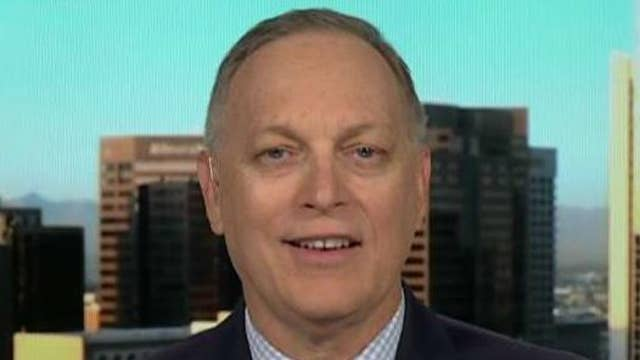 Rep. Andy Biggs says Rep. Adam Schiff deserves House censure