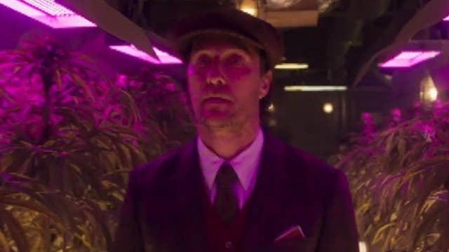 McConaughey goes gangster in 'The Gentlemen'; Patel channels Copperfield
