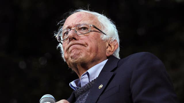 Bernie Sanders fights for clean bill of health as Joe Biden fights to clear his name