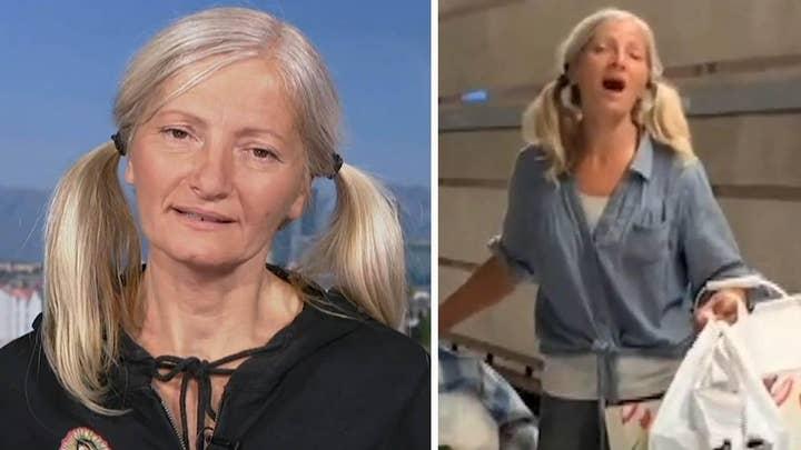 Homeless opera singer speaks out on new fame, LA homeless crisis