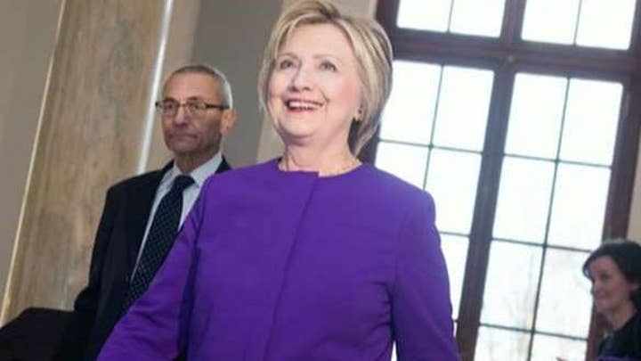 Hillary Clinton offers advice to Trump administration officials caught up in impeachment inquiry