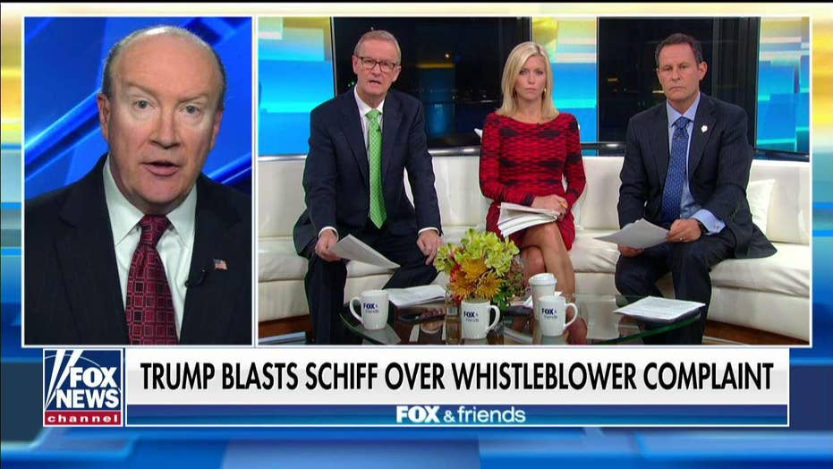 Andy McCarthy: This is not an impeachment inquiry, it's a show for TV