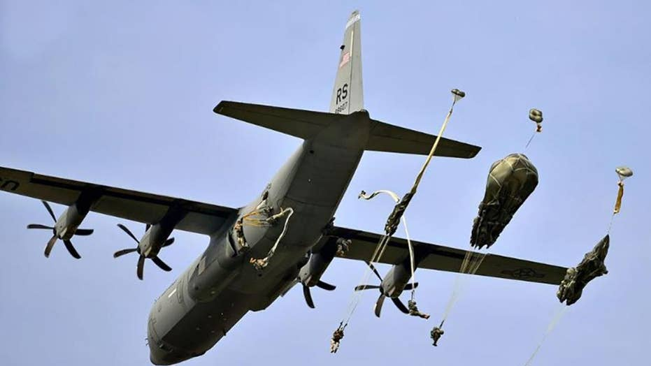 Report: Nearly two dozen paratroopers injured in Mississippi Airborne exercise