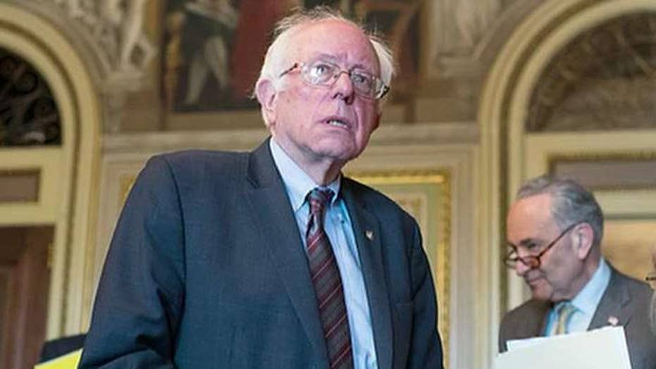 How serious is Bernie Sanders' heart problem?