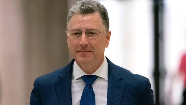 Former envoy to Ukraine Volker grilled by lawmakers in closed-door interview