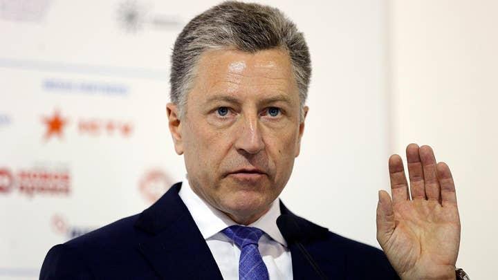 Kurt Volker's statement, US diplomats' text messages shed new light on whistleblower complaint