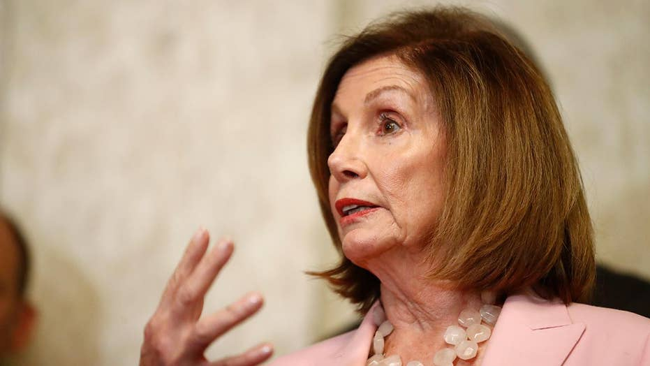 Pelosi on impeachment: Sad time for our country
