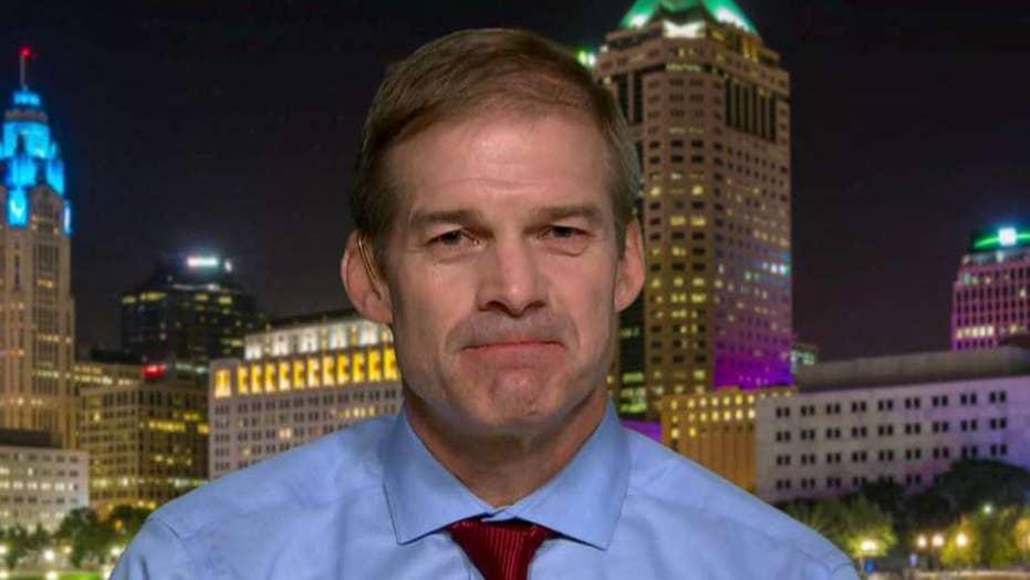 Jordan: Volker testimony undermines Democrats' narrative