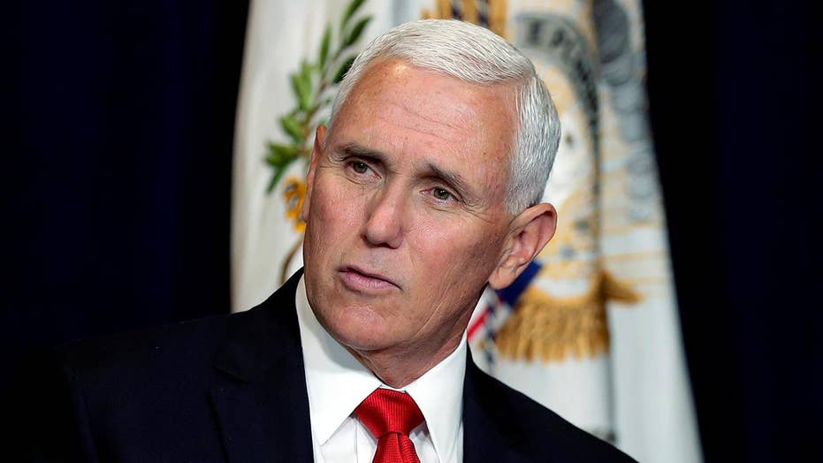 House Committees seek Ukraine documents from Vice President Mike Pence for impeachment inquiry