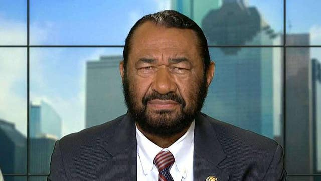 Rep. Al Green on calls to impeach President Trump