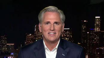 House Minority Leader Kevin McCarthy on Democrats' impeachment inquiry