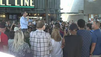 Watch: Woman takes Beto O'Rourke to task over his proposed gun confiscation plan