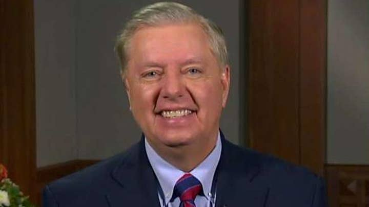 Sen. Lindsey Graham: The Steele dossier is a bunch of political garbage