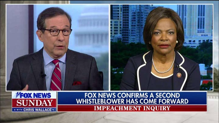 Chris Wallace asks why House Democrats haven't held official impeachment vote yet