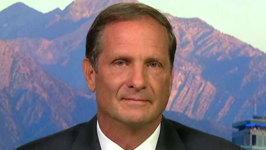 Rep. Chris Stewart on calls for full House vote on impeachment, Adam Schiff's recusal