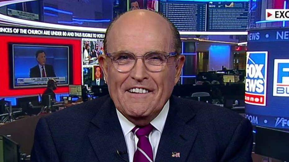 ANTI Trump TRUTH ISN/'T TRUTH Giuliani Meet The Press political bumper sticker