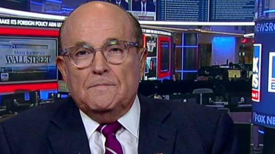 Biden wants Giuliani off TV