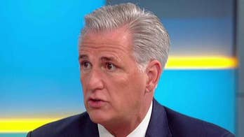 Rep. McCarthy: More people want to investigate Biden than impeach Trump