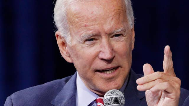 Joe Biden unveils new strategy to deal with growing Ukraine controversy