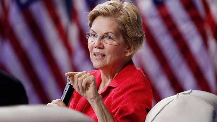 Video appears to contradict Elizabeth Warren's suggestion that she was fired for being pregnant