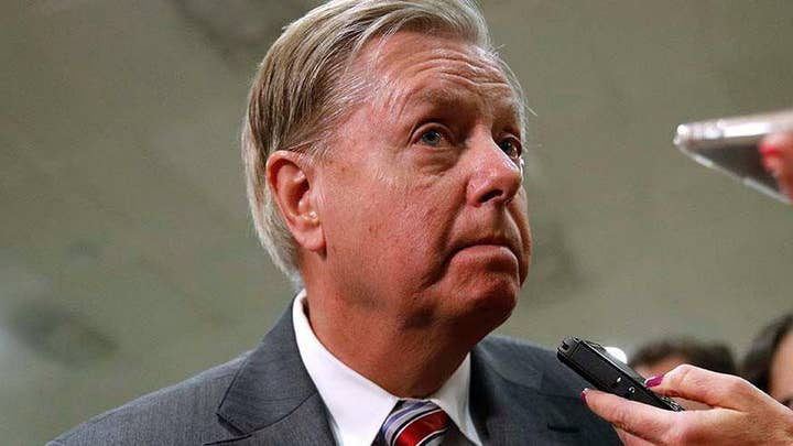 Sen. Graham: US troops leaving Syria a 'big win' for Iran, Assad and ISIS