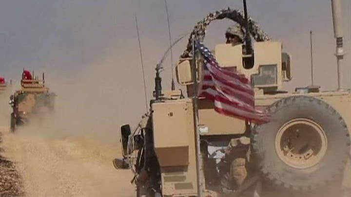 President Trump signs off on US withdrawal from northern Syria as Turkey plans invasion