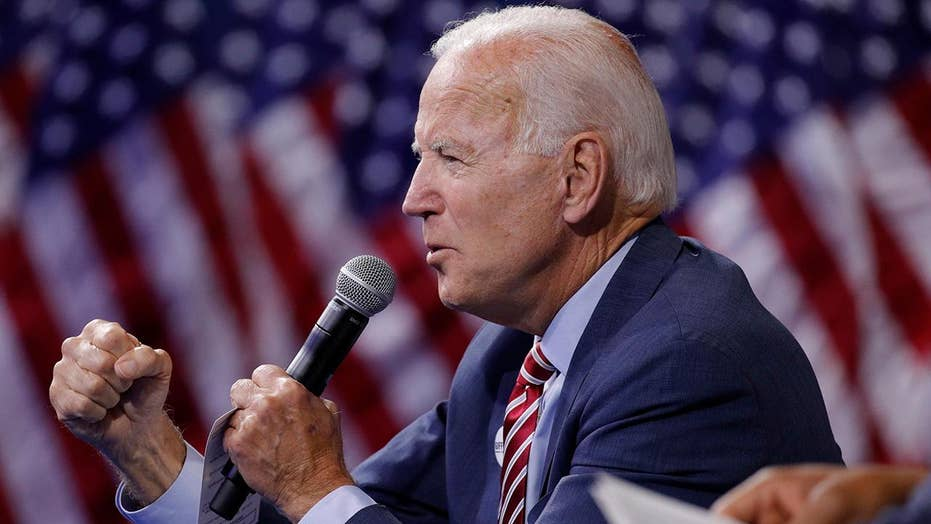 Fox News poll shows Joe Biden with a commanding lead in South Carolina