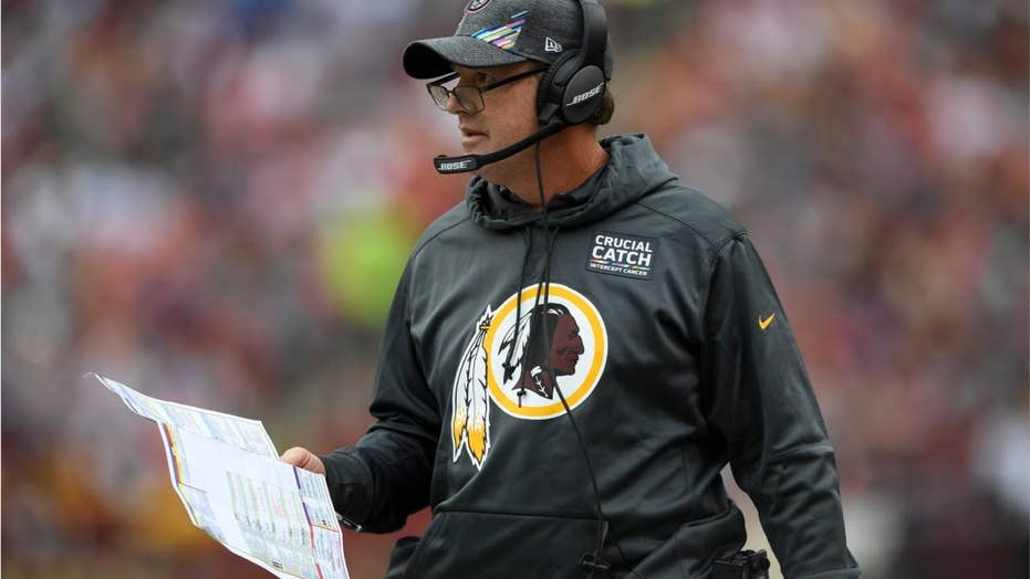 Reports: Washington Redskins fire Jay Gruden after more than five seasons