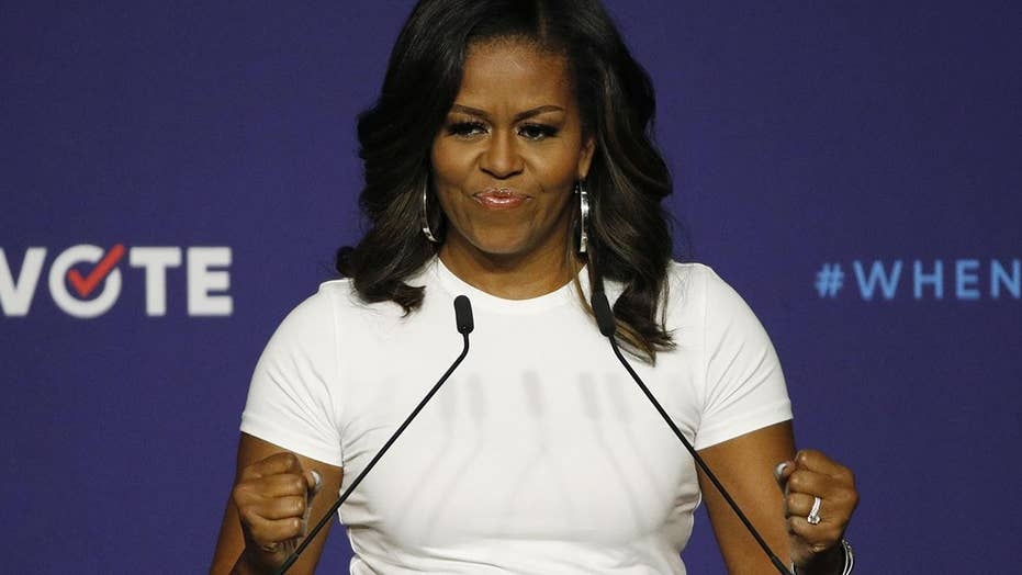 Liz Peek: Worried Democrats looking to Michelle Obama to run in 2020 - but why would she?
