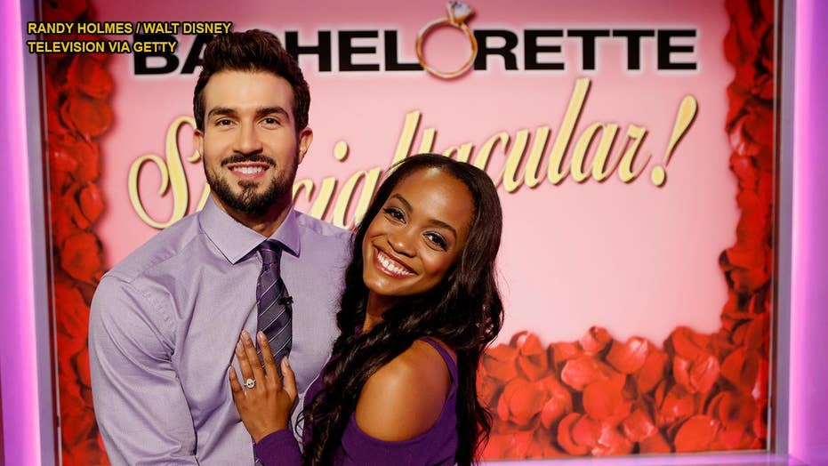 'Bachelorette' star Rachel Lindsay dishes on her marriage to Bryan Abasolo