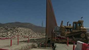 Border Patrol head touts progress on border wall