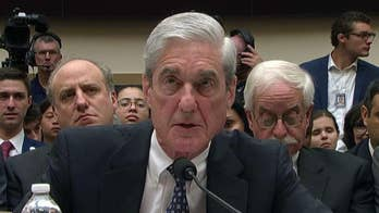 Gregg Jarrett:  Did Mueller lie to Congress about meeting with Trump before he took the special counsel job?