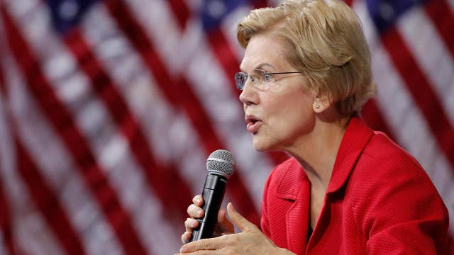 Elizabeth Warren stands by claim she was fired from teaching job because of pregnancy