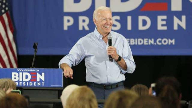 Joe Biden feeling the heat over Ukraine