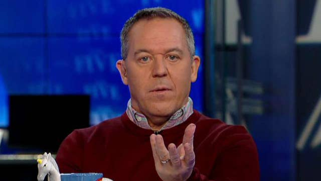 Gutfeld on the man who cried Watergate