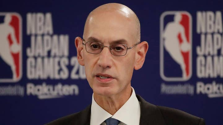 China stops NBA broadcasts after team GM tweets support for Hong Kong protesters