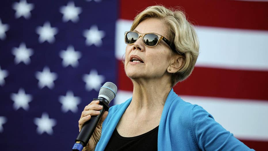 Video appears to contradict Warren's claim that school fired her over pregnancy
