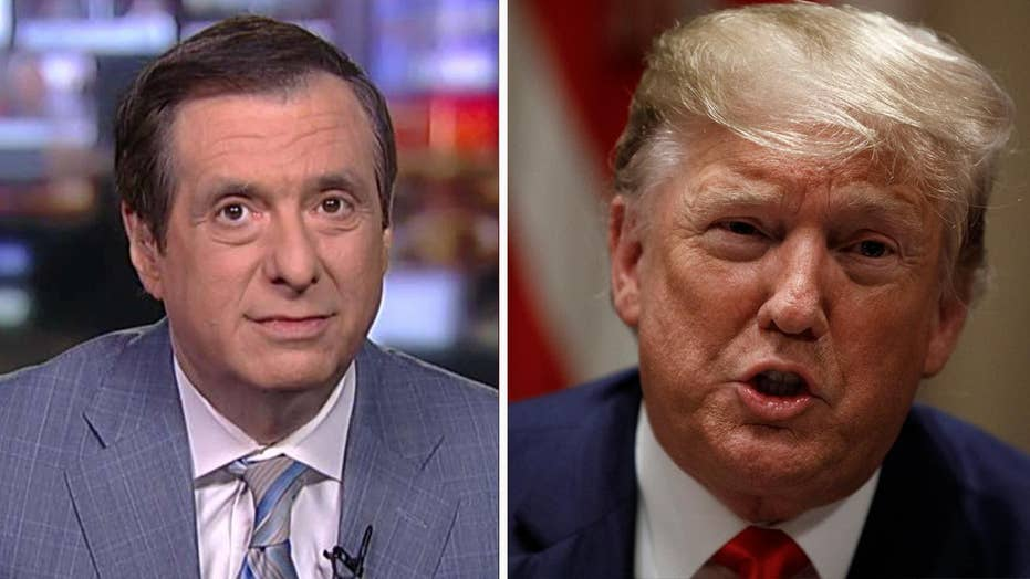 Howard Kurtz: Some Never-Trumpers back president, the holdouts get media contracts